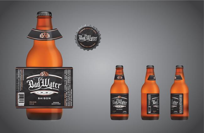 Beer Bottle Presentation